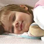 Kinder brauchen gesunden Schlaf für eine gesunde Entwicklung